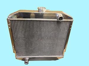 FORD CAPRI 2.8L & 2.9L COLOGNE ENGINE 55MM CORE RACE QUALITY RADIATOR UK MADE