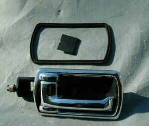 1988-1994 Jaguar XJ12 XJ6 Interior Door Handle w/ Seal LH Front OEM