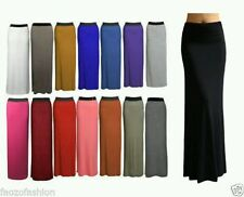 8 Size Maxi Skirts for Women