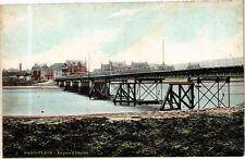 CPA ed. AQUA 3 PARIS-PLAGE Le Pont d'Etaples (214532)