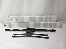 4 pc OEM Mini Cooper Clubman R55 Windshield Wiper & Rear Wiper Blade Set Bayonet