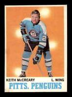 1970 O-Pee-Chee #93 Keith McCreary  EXMT/EXMT+ X1627909