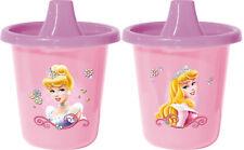 Botella Princesa 225ml 2 Unidad Disney