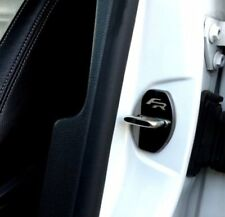 Seat FR Stainless Steel Door Lock Covers