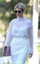 Camisas y tops de mujer blusa LA color principal blanco