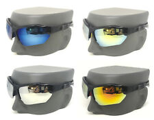 New Sports Sunglasses Cycling Mens Sport Bike UV400 Driving Lens Outdoor (#6631)