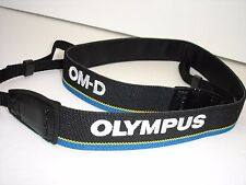 """OLYMPUS OM-D Camera strap 1 1/4"""" wide - Good used condition   #01457"""