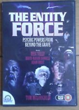 THE ENTITY FORCE Meg Tilly ONE DARK NIGHT Adam West RARE (UK RELEASE) DVD