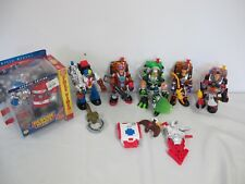 RESCUE HEROES (6)  FISHER PRICE FIGURES PACKS  ACCESSORIES BILLY BLAZES (NEW)