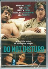 Do Not Disturb (2012) DVD NUOVO Asia Argento, Yvan Attal, Laetitia Casta, Franco