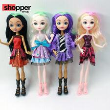 Monster High Draculaura Doll 4Pcs Lot Dolls Frankie Mattel Lagoona New Gift Toys