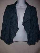 Cabi Women's Must Have Jacket. shrug #870 Spring 12' Size XS denim  NWT