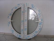 VEKA Rundfenster Dreh Links Dreh Rechts 100cm