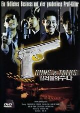 Guns & Talks ( Action-Komödie ) mit Shin Hyeon-joon, Sin Ha-gyoon NEU OVP DVD