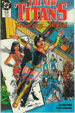 New Titans # 55 (George Perez) (Estados Unidos, 1989)