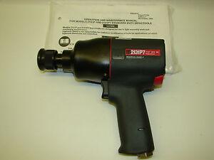 "*NEW* Ingersoll - Rand 2131P7, Nutrunner, Screwdriver, 7/16"" HEX QC Impactool"