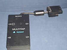 Sony PS2 Multitap Adaptor Used Tested and Working