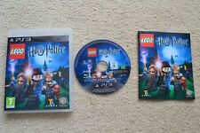 Lego Harry Potter Years 1-4 - Playstation 3 Game PS3