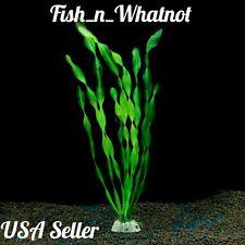 Artifical Grass Aquarium Plant Fish Tank  Decoration Betta Goldfish Cichlid New