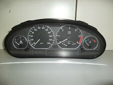 BMW e46 320d Kombi Instrument Compteur De Vitesse Cockpit 289.650 HM 6928507 4117720