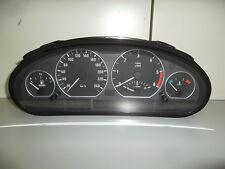 BMW E46 320D Kombiinstrument Tacho Cockpit 289.650km 6928507 4117720