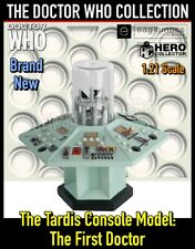 Eaglemoss Doctor Who Collection The Tardis Console Model: The First Doctor - New