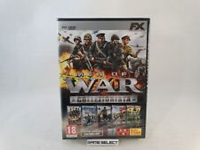 MEN OF WAR COLLEZIONISTA COLLECTOR PACK PC COMPUTER FX INTERACTIVE NUOVO SEALED