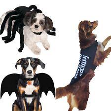 More details for pet costume bat vampire spider skeleton wings for dog cat animal fancy halloween