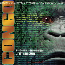 Congo - Original Soundtrack [1995] | Jerry Goldsmith | CD