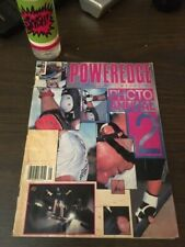 Poweredge Skateboard Magazine Photo Annual 2 Tony Hawk 1990 1991