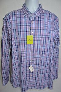 ETRO Man's Casual Shirt NEW Size X-Large Eur 44 Made in ITALY Retail $285