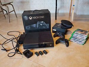 XBOX ONE ELITE 1TB + MANDO + CARGADOR + 7 JUEGOS