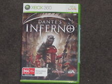 Dante's Inferno Xbox 360 Cheap & Complete FREE & FAST POST PAL