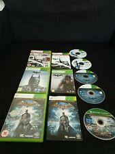 Batman: Arkham Paquete Xbox 360-Arkham City Arkham Asylum Arkham Origins