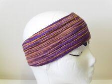 Comercio Justo Fabuloso! NEPALÍ Rayas Hippy diadema multicolor (shb29)