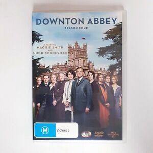 Downton Abbey Season 4 TV Series DVD Region 4 AUS - Drama Historical