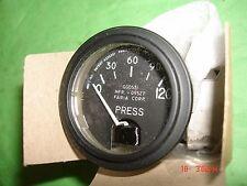 military generator 15k,30k,60k,others engine oil pressure gauge 505be 24volt