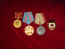 ASST. OF SOVIET MEDALS AND BADGES