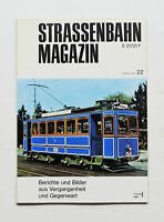 Straßenbahn Magazin - Heft 22 - Franckh