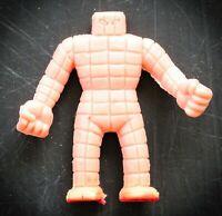 M.U.S.C.L.E MUSCLE MEN #38 Kinnikuman 1985 Mattel RARE Vintage Flesh Color Toy