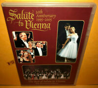 BEST of SALUTE TO VIENNA dvd 10TH ANNI live musikverein budapest opera house