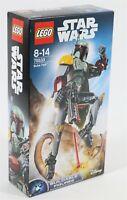 NEW LEGO STAR WARS 75533 BOBA FETT BUILDABLE FIGURE SET BOUNTY HUNTER - BNIB