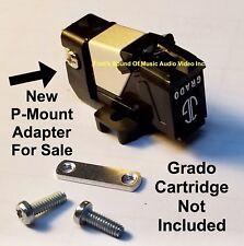 Shure fits Grado Stanton P-Mount Adapter to 1/2 inch Cartridge Headshell sku6014