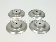 Fiat 600 Abarth Zagato Wheel Caps Set New