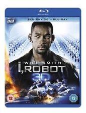 I Robot 3d 2d Blu-ray UK BLURAY