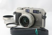 【MINT++】 Contax G1 Green Lavel Rangefinder Camera w/ 45mm f/2 Lens from Japan