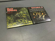 IRON MAIDEN  CD + DVD BEAT IT LIVE IN GERMANY 22/01/1981 SEALED