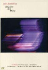 NEW Joni Mitchell - Shadows and Light (2003) (DVD)