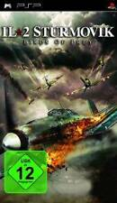 PlayStation Sony PSP il2 Sturmovik Birds of Prey OVP como nuevo