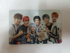 [KPOP]SM NCT U Debut 1st Year Anniversary Limited Edition Photocard (CAFE Ver)